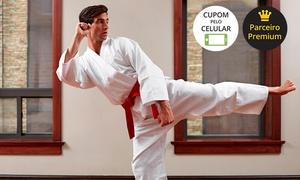 CCER Monte Sinai: CCER Monte Sinai – Maracanã: 1 mês de taekwondo, jiu-jitsu, muay thai ou krav magá