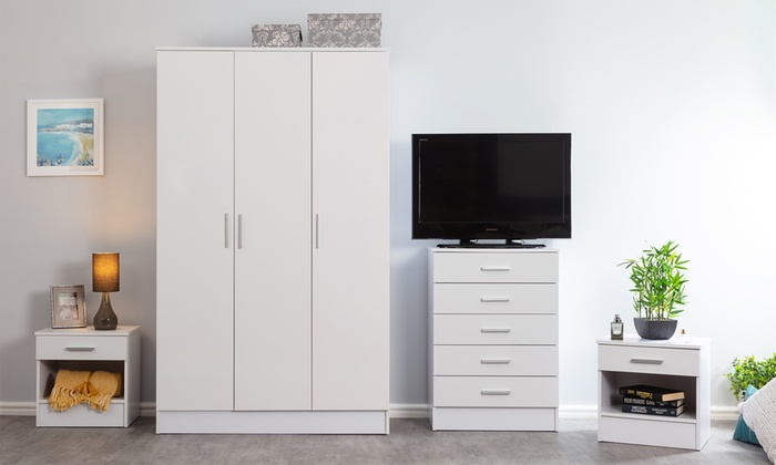 Ellison Gloss Bedroom Collection