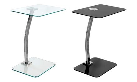 Glass Laptop Table for £39.98 With Free Delivery