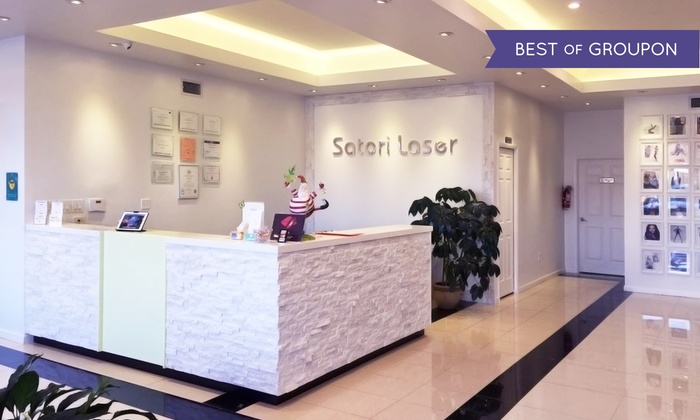 Satori Laser Hair Removal - Multiple Locations: Three or Six Treatments on a Small, Medium, or Large Area at Satori Laser Hair Removal (Up to 82% Off)