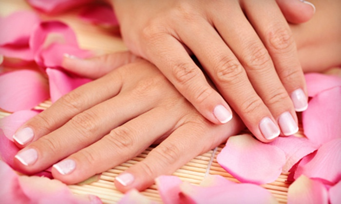 Eminence Nails & Spa - Buckhead Triangle,Starlight Hills: $7 for a Manicure at Eminence Nails & Spa ($15 Value)