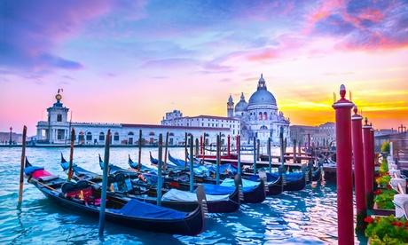 ✈Pisa, Florencia y Venecia: 4 o 6 noches con desayuno, vuelo de I/V y billete de tren o autobús para 1 persona