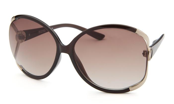 Michael Kors Laukku Ei Aito : Michael kors women s sunglasses groupon goods