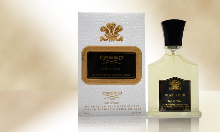 Creed: $149.99 for Creed Royal-Oud Millésime Fragrance; 2.5 Fl. Oz. ($325 List Price). Free Shipping.