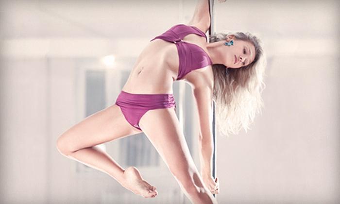 Vixen Studio - East Village: $20 for Four Fitness or Dance Classes at Vixen Studio ($40 Value)