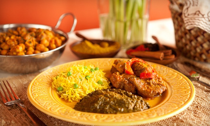 Batika india bistro in novato ca groupon for Anokha cuisine of india novato