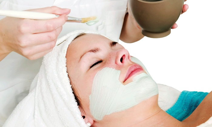 The Beauty Lounge - The Beauty Lounge: $170 for Custom Facial, Mani-Pedi, Makeup Application, and Wash and Style at The Beauty Lounge ($350 Value)
