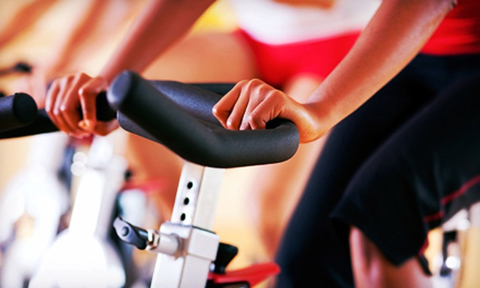 Sky Sport Fitness - Scottsburg: Three or Five Indoor-Cycling Classes at Sky Sport Fitness in Scottsburg (Up to Half Off)