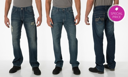 Request Men's Harry, Jude, or Victor Slim Straight-Leg Jean
