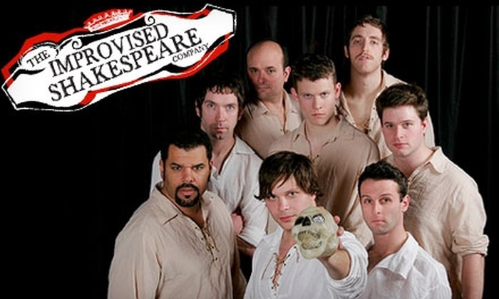 The Improvised Shakespeare Company  - Downtown Grand Prairie: $11 for One Ticket to The Improvised Shakespeare Company at Uptown Theater