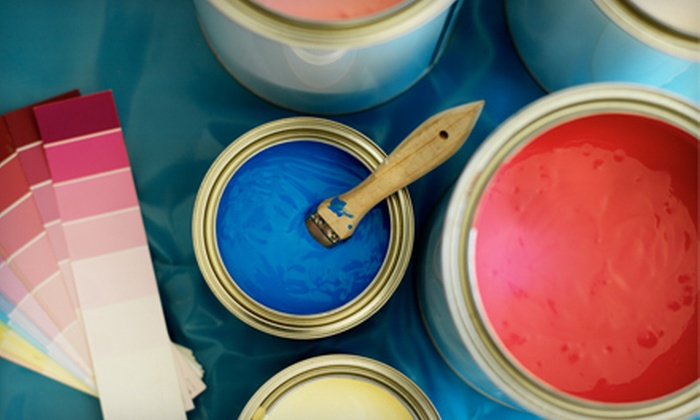 Passonno Paints - Multiple Locations: $25 for $50 Worth of Interior and Exterior Paint at Passonno Paints