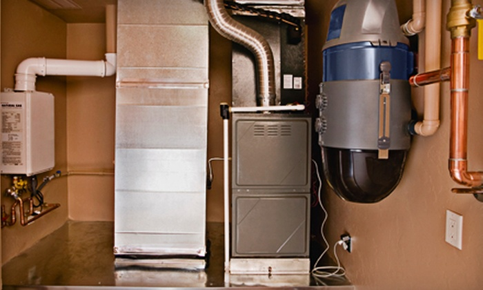Hawaiian Arctic - Concord: $89 for a Furnace Cleaning, Tune-Up, and Inspection from Hawaiian Arctic ($225 Value)