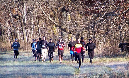 1 Entry into the 10K Rough Run on Sat., Nov. 5 at 9AM (a $25 value) - Sand Spring River Race in Lebanon