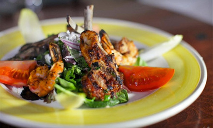 Out Take Bistro - Studio City: $20 for $40 Worth of International Bistro Fare at Out Take Bistro in Studio City