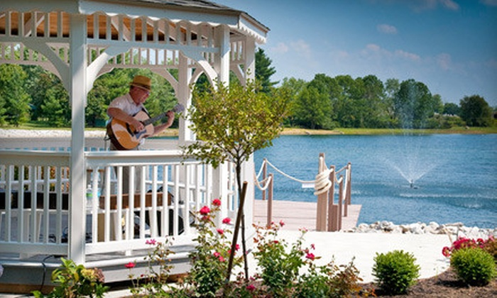 Hidden Lakes Winery - South Columbus: $10 for $20 Worth of American Fare at Hidden Lakes Winery in Canal Winchester