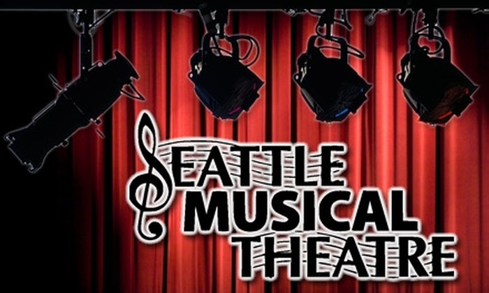 "Seattle Musical Theatre - Sand Point: One Ticket to ""Chicago"" or Three Flex Tickets to Seattle Musical Theatre"