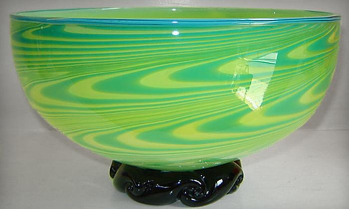 Corradetti Glass Studio and Gallery - Woodberry: $25 for $50 Worth of Handblown Glassware from Corradetti Glass Studio and Gallery