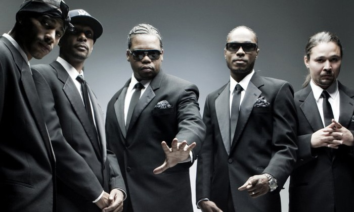 West Coast Feast - The Joint at the Hard Rock Hotel: West Coast Feast Featuring Bone Thugs-N-Harmony and DJ Quik on Friday, November 27, at 9 p.m.
