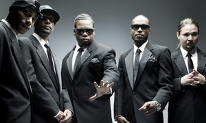 West Coast Feast: West Coast Feast Featuring Bone Thugs-N-Harmony and DJ Quik on Friday, November 27, at 9 p.m.