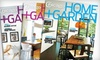 """Chicago Home + Garden: $6 for a Two-Year Subscription to """"Chicago Home + Garden"""" Magazine ($12 Value)"""