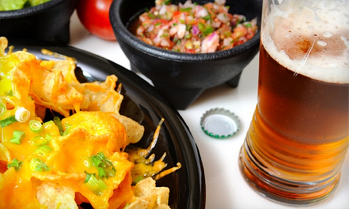 Real Time Sports - Elk Grove Village: Party Package for 15 Guests or Pub Fare and Drinks at Real Time Sports in Elk Grove Village
