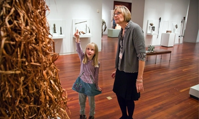 Utah Museum of Fine Arts - University: $7 for Two Adult General-Admission Tickets to the Utah Museum of Fine Arts ($14 Value)