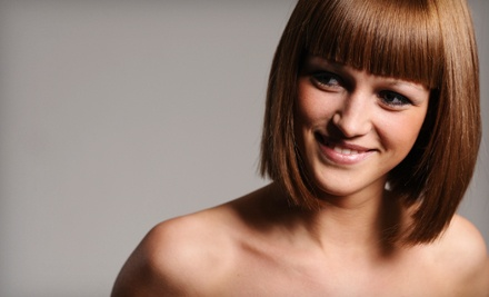 1 Womens Haircut and 1 Conditioning Treatment  - Contempo Hair Design in Yonkers