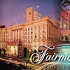 Up to 56% Off Night at The Fairmont