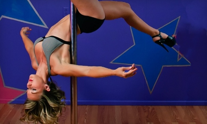 Tribal Rhythm - Lubbock: $25 for Four Weeks of Pole-Dancing Classes at Tribal Rhythm