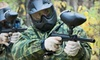 The Paintball Park - Multiple Locations: Paintball Package with Admission, Equipment Rental, and 200 or 400 Paintballs at The Paintball Park (Up to 60% Off)