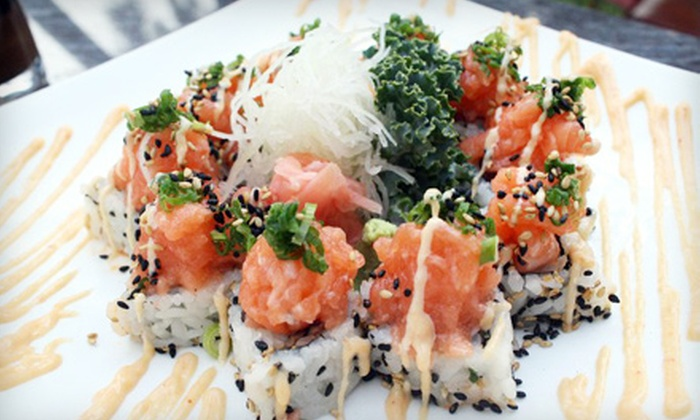 Kone - Flamingo / Lummus: Sushi and Sake at Kone in Miami Beach (Up to 52% Off). Two Options Available.