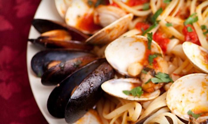 Rocco's Capriccio - Little Italy: $20 for $40 Worth of Italian Cuisine at Rocco's Capriccio