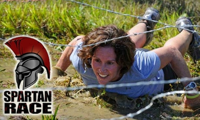 Super Spartan Race - Temecula: $46 Entry in the Super Spartan Race on February 26 in Temecula ($105 Value)