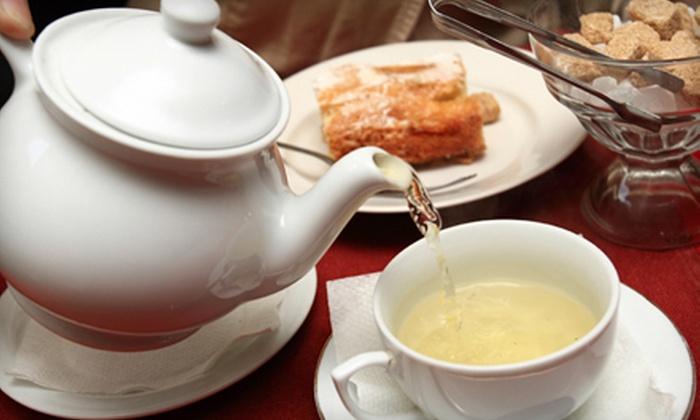 Aloha Tea Room - University Place: Tea and Lunch for Two or Four at Aloha Tea Room