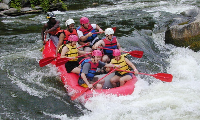 Harpers Ferry Adventure Center - Purcellville: Whitewater Rafting for One or Two from Harpers Ferry Adventure Center (Up to 38% Off)
