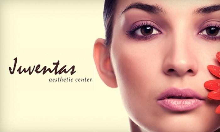 Juventas Aesthetic Center - Newark: $99 for Three Laser Hair-Removal Treatments on the Chin or Upper Lip ($300 Value) or $149 for Three Laser Hair-Removal Treatments on the Underarm or Bikini Area (Up to $380 Value) at Juventas Aesthetic Center