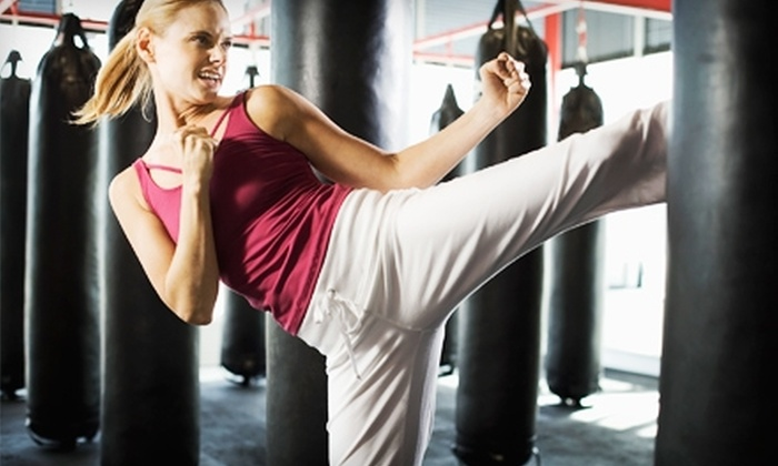 Martial Way Academy - North Austin Civic Association: $50 for Five Weeks of Unlimited Kickboxing Classes at Martial Way Academy ($139 Value)
