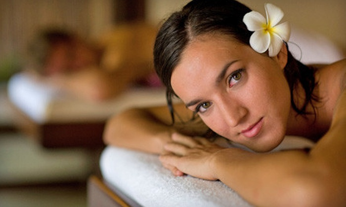Spring Thyme Day Spa Manhattan - Financial District,Downtown,Lower Manhattan: $99 for a 75-Minute Couples Massage at Spring Thyme Day Spa Manhattan ($225 Value)