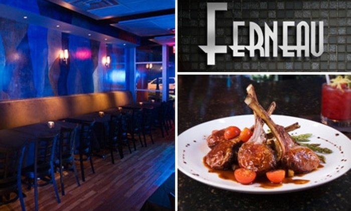 Ferneau - Hillcrest: $30 for $60 Worth of Upscale Seafood, Steak, Wine, and More at Ferneau Restaurant
