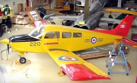 Canadian Air & Space Museum Presents the Wings & Wheels Heritage Festival on Saturday, May 28 and Sunday, May 29 - Canadian Air & Space Museum in Toronto