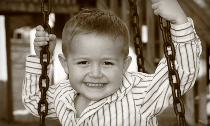 """Prity Studios - Jefferson City: $79 for a Customized Photo Session for Up to 10 People, a 16""""x20"""" Wall Art Print, and a Disc with 10 Images (Up to $265 Value)"""