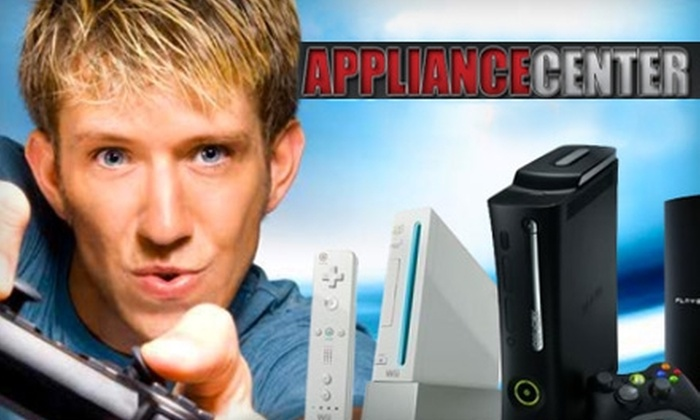 Appliance Center - Maumee: $10 for $50 Worth of Home Appliances and More at Appliance Center