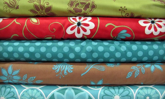 The Quilted Nest - Collingswood: Holiday Sewing or Introductory Quilting Classes at The Quilted Nest in Collingswood