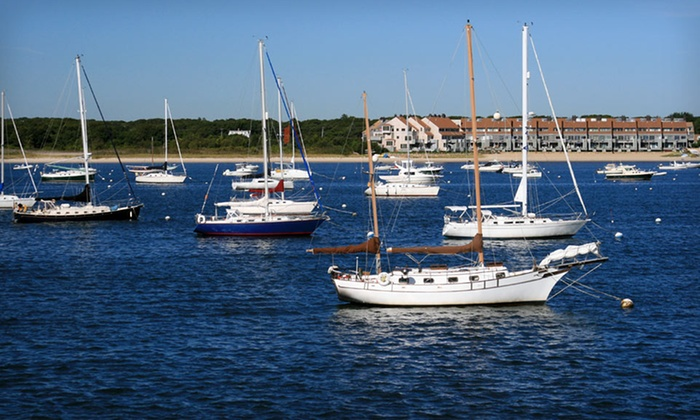 Bayside Resort Hotel - West Yarmouth: Three-Night Stay and Dinner for Two at Bayside Resort Hotel in Massachusetts
