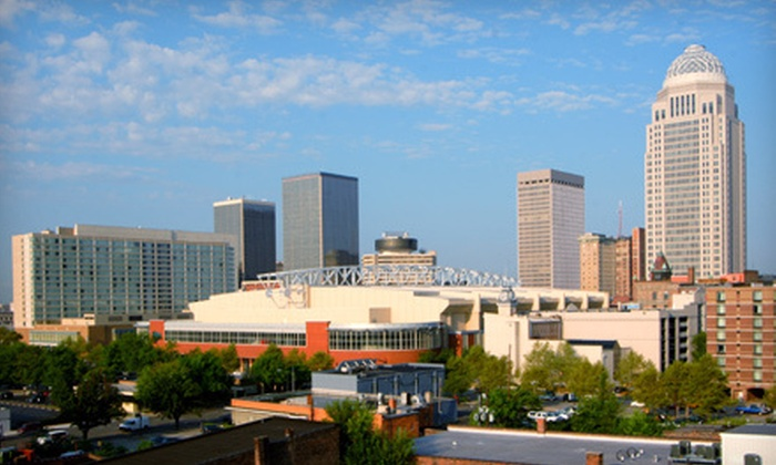 Louisville Walking Tours - Multiple Locations: Walking Tour of Historic West Main Street, Fourth Street, or Cherokee Triangle from Louisville Walking Tours (Up to Half Off)