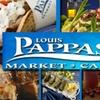 Louis Pappas - Multiple Locations: $15 Worth of Greek Cuisine at Louis Pappas Market Cafe
