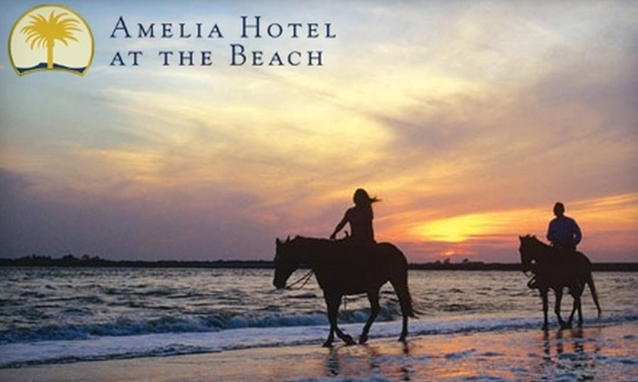 Amelia Hotel At The Beach - Fernandina Beach: $69 for a One-Night Stay at Amelia Hotel at the Beach (Up to $139 Value)
