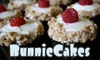 Bunnie Cakes - Flamingo / Lummus: $16 for a Dozen Vegan Cupcakes from Bunnie Cakes ($33 Value)
