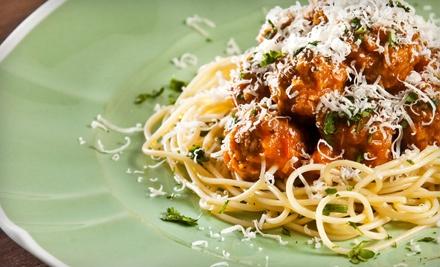 $40 Groupon to Casanova Italian Restaurant - Casanova Italian Restaurant in Lexington