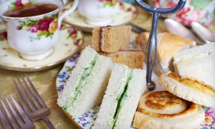 Two A Tea - Glendora: $20 for $40 Worth of Tearoom Fare Plus 15% Off at the Gift Shop at Two A Tea in Glendora